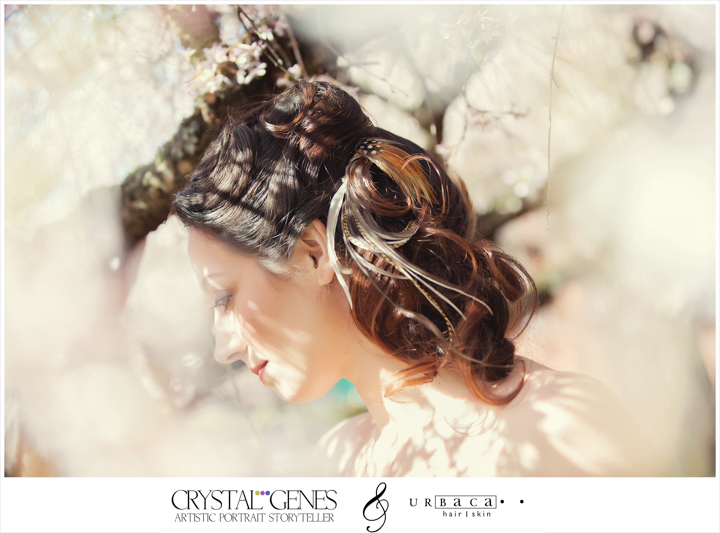 Wedding Hair And Makeup Salon : Krista and Lauren - Portland OR Bridal Hair and Makeup by ...